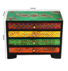 Buy Online Rajasthani Art Handcrafted Wooden Jewellery Box