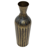 Metallic Finish Stella Table Vase for Office or home