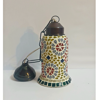 Multicolour Fancy Glass Wall Hanging lamp