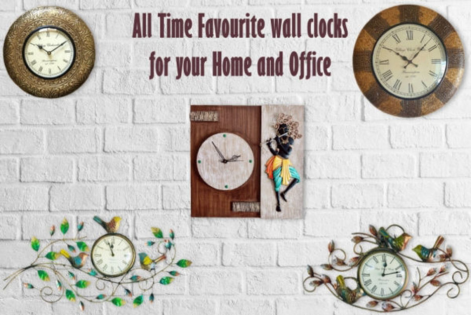 Unique wall clocks for your lovely home