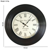 Traditional Wooden wall clock